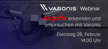 Varonis Security Webinar
